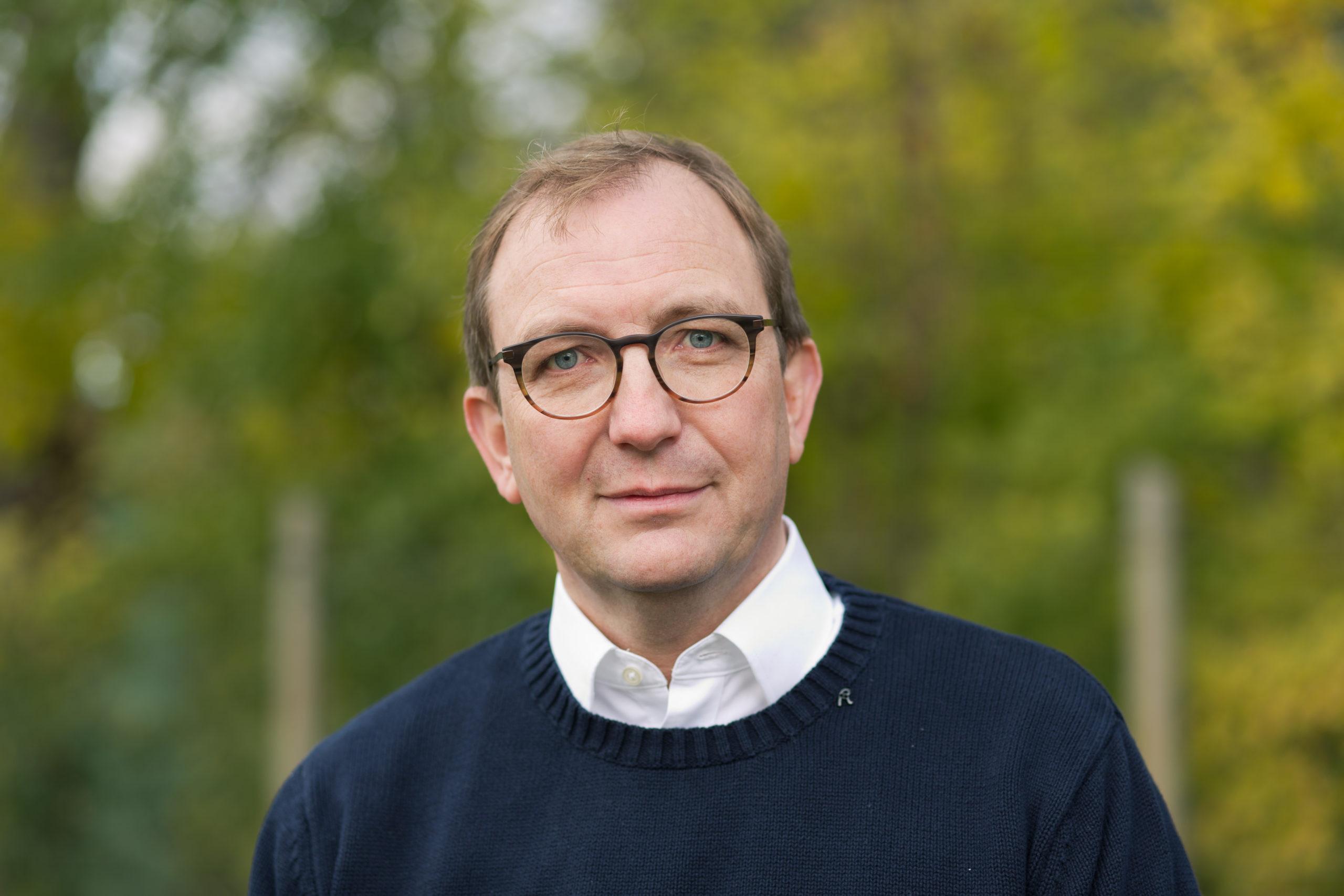 Landrat Markus Bauer